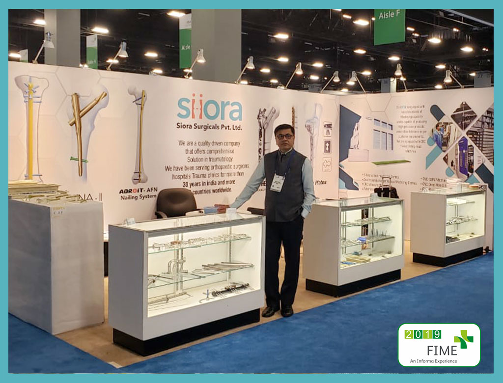 FIME Exhibition 2019 - Orlando, Florida